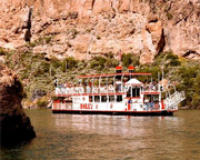 The Dolly Steamboat Cruise
